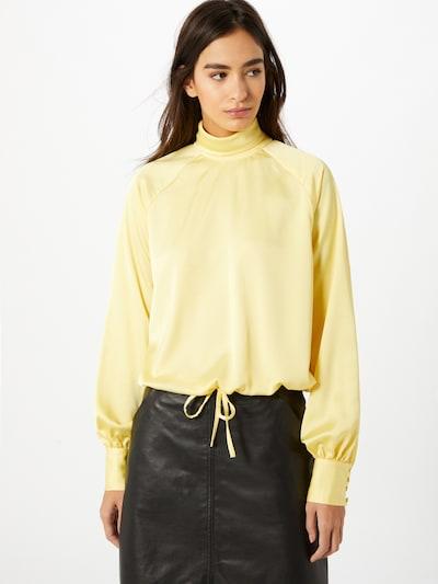 Camicia da donna 'Lucky' Crās di colore giallo: Vista frontale