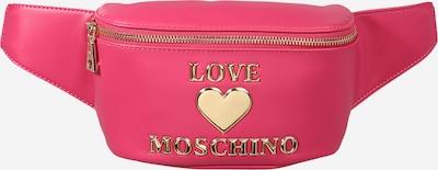 Love Moschino Gürteltasche in fuchsia, Produktansicht