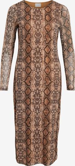 VILA Dress 'Katy' in Brown / Mixed colors, Item view