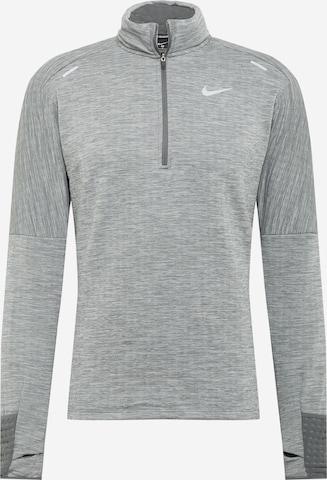 NIKE Performance Shirt 'Sphere' in Grey
