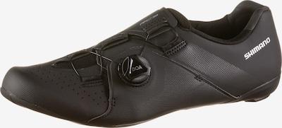 SHIMANO Fahrradschuhe in schwarz / weiß, Produktansicht