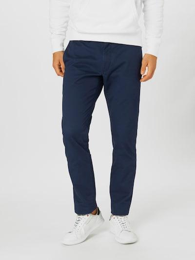 POLO RALPH LAUREN Chino kalhoty 'Bedford' - námořnická modř: Pohled zepředu