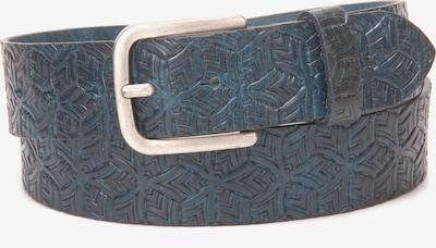 BA98 Wechselgürtel in blau / mischfarben, Produktansicht