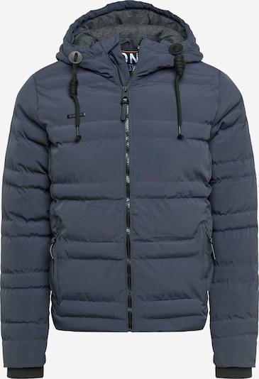 Žieminė striukė 'BOBBIEPKA' iš BRAVE SOUL , spalva - nakties mėlyna: Vaizdas iš priekio