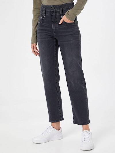 Herrlicher Jeans 'Pitch' in black denim, Modelansicht