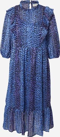 Lollys Laundry Kleid 'Cana' in Blau