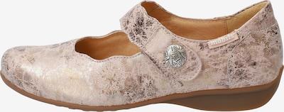 MOBILSergonomic Riemchenballerina 'Flora' in beige, Produktansicht