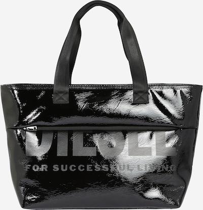 DIESEL Cabas 'Bold' en gris / noir, Vue avec produit