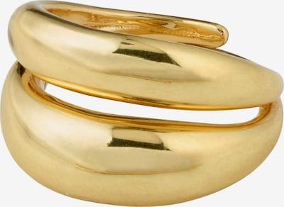 Pilgrim Bague 'Reconnect' en or, Vue avec produit
