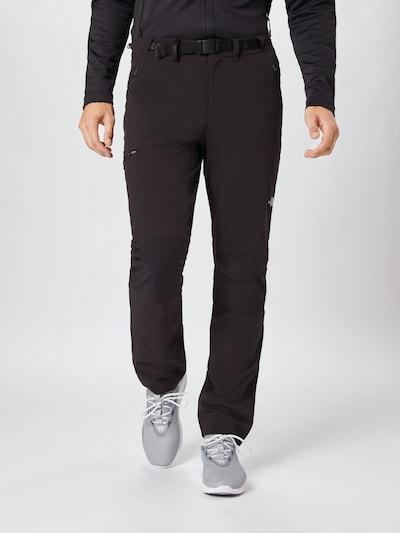 THE NORTH FACE Spodnie outdoor 'Speedlight' w kolorze czarnym, Podgląd na modelu(-ce)