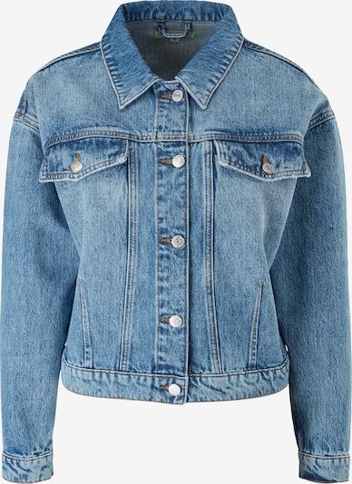 comma casual identity Between-Season Jacket in Blue denim, Item view