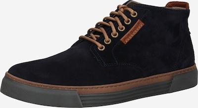 Pius Gabor Sneaker high en ultramarinblau / karamell, Vue avec produit