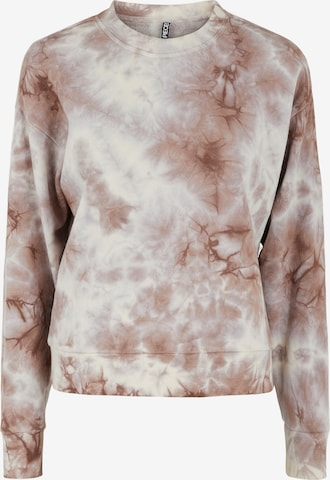 PIECES Sweatshirt 'Chilli' in Pink