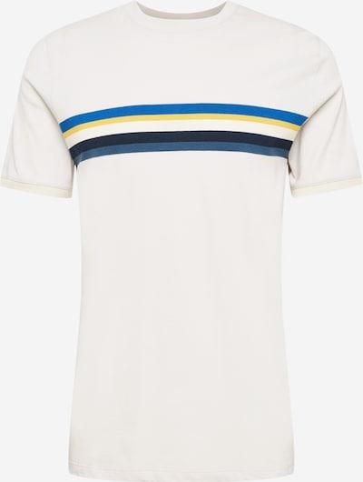 Ted Baker Shirt in blau / marine / dunkelblau / gelb / weiß, Produktansicht