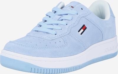 Tommy Jeans Baskets basses 'ABO' en bleu clair, Vue avec produit