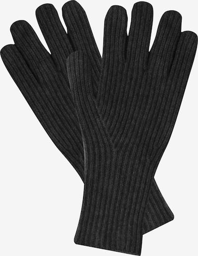 SAMAYA Strickhandschuhe 'LTTLE LIZ' in schwarz, Produktansicht