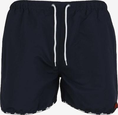 ELLESSE Zwemshorts 'Sankeys' in de kleur Nachtblauw, Productweergave