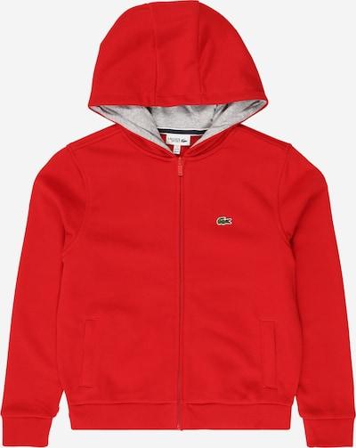LACOSTE Sweatshirt in rot, Produktansicht