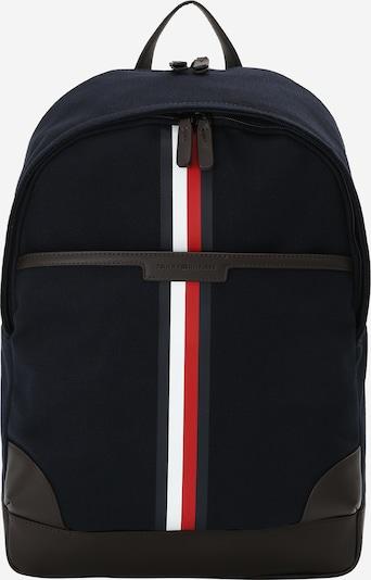 TOMMY HILFIGER Mochila en azul oscuro / rojo / blanco, Vista del producto