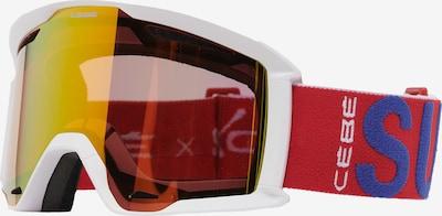 Superdry Sportbril in de kleur Blauw / Rood / Wit, Productweergave