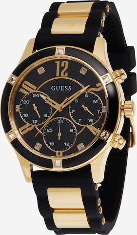 GUESS Analog Watch 'Breeze' in Black