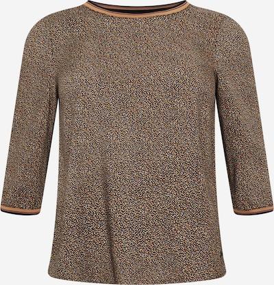 MY TRUE ME Shirt in braun / rosa / schwarz / weiß, Produktansicht