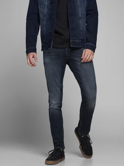 JACK & JONES Jeans 'Glenn' in dunkelblau, Modelansicht
