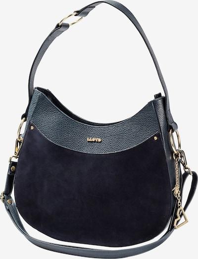 LLOYD Damentasche 'HOBO-BAG' in blau / dunkelblau, Produktansicht