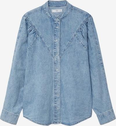 MANGO Bluse 'Lola' in blue denim, Produktansicht