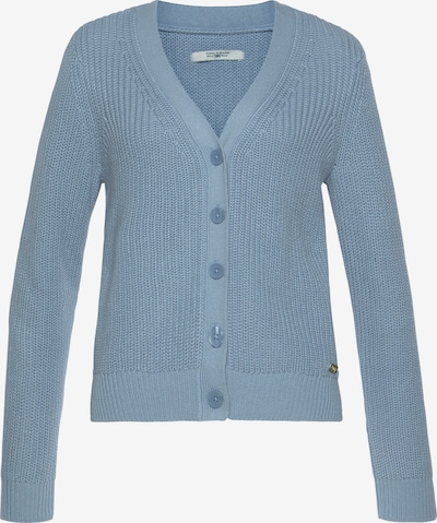 Tom Tailor Polo Team Strickjacke in blau, Produktansicht