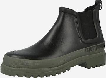 Chelsea Boots Stutterheim en noir