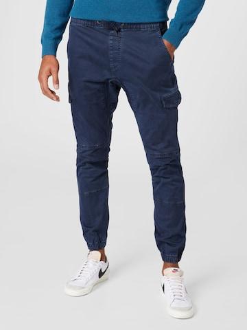 INDICODE Cargo jeans 'Cantu' in Blue