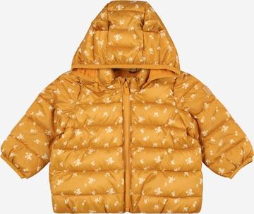 Veste mi-saison GAP en jaune