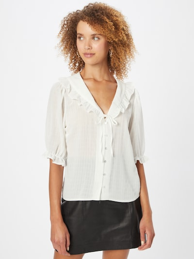 NEW LOOK Blouse 'ALISON' in White, View model