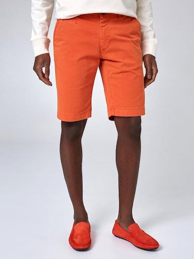 Baldessarini Pantalon 'Jörg' en orange clair, Vue avec modèle