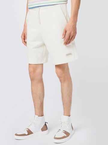 Samsoe Samsoe Püksid, värv valge