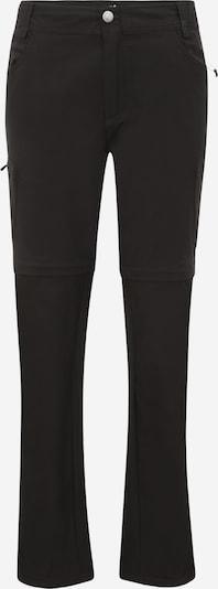 DARE2B Outdoor hlače 'Tuned In II Z/O' | črna barva, Prikaz izdelka