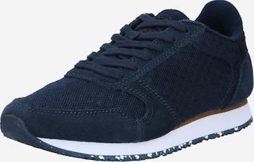 WODEN Sneakers 'Ydun Suede Mesh II' in Blue