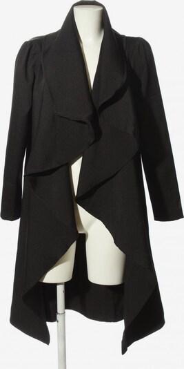Lesara Oversized Mantel in S in schwarz, Produktansicht