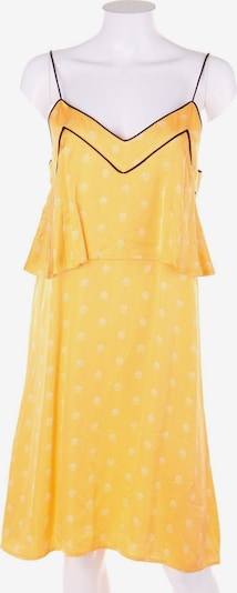 SECOND FEMALE Dress in S in yellow gold, Item view