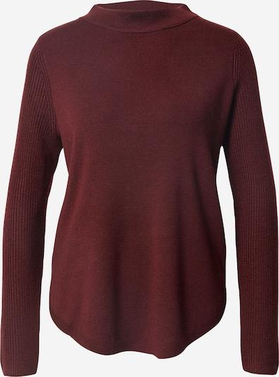 s.Oliver BLACK LABEL Pullover in burgunder, Produktansicht