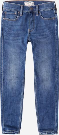 Džinsai iš Abercrombie & Fitch , spalva - tamsiai (džinso) mėlyna, Prekių apžvalga