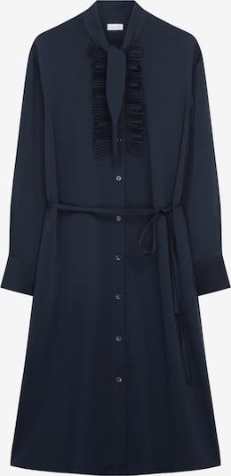 SEIDENSTICKER Kleid ' Schwarze Rose ' in blau, Produktansicht