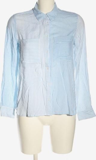 Sfera Langarmhemd in S in blau / weiß, Produktansicht