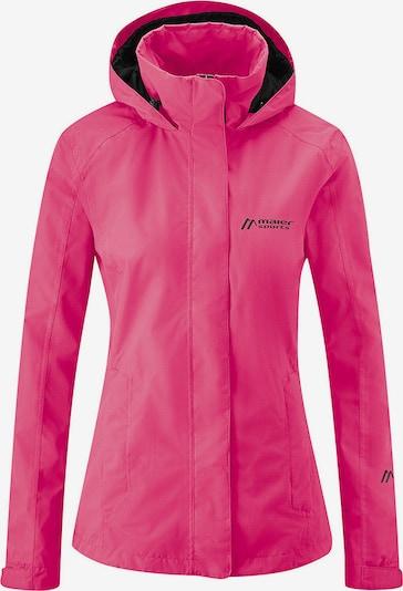 Maier Sports Jacke in pink, Produktansicht