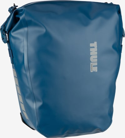 Thule Fahrradtasche 'Shield Pannier' in blau, Produktansicht