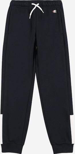 Champion Authentic Athletic Apparel Bikses, krāsa - tumši zils / balts, Preces skats