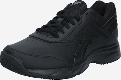 Pantofi sport 'Work N Cushion 4.0' REEBOK pe negru, Vizualizare produs