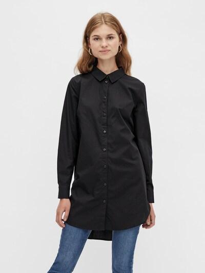 Bluză 'PCNOMA' PIECES pe negru, Vizualizare model