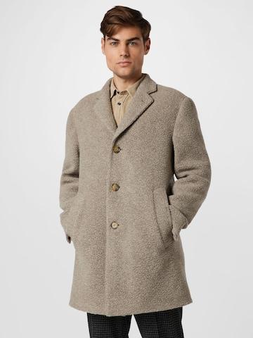 Manteau mi-saison 'Storvik' Oscar Jacobson en beige